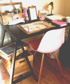 ♡ New Work Area ♡