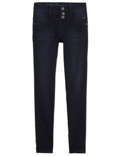 High-waisted Knit Jeggings | Girls {category} {parent_category} | Shop Justice