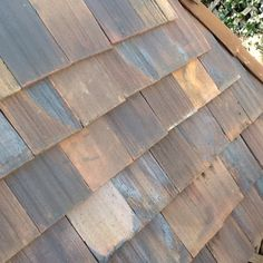 Beautiful Old Tile From Roof, Tile And Slate