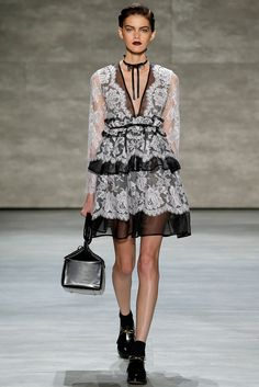 Zimmermann Fall 2014 Ready-to-Wear Collection Photos - Vogue
