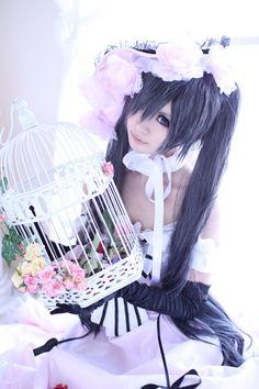 Kuroshitsuji- Ciel as a Girl Cosplay/Lady Ciel Phantomhive Cosplay