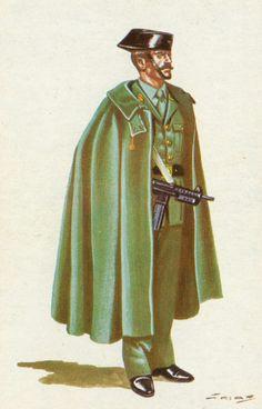 Espana - Guardia Civil, pin by Paolo Marzioli