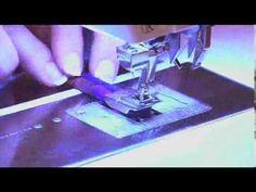 BERNINA: Corded Fashions - YouTube
