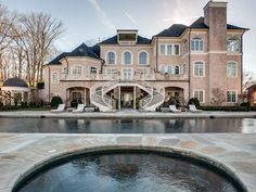 You Can Own Kelly Clarkson's Mansion for a Cool $8.75 Million [Pics]