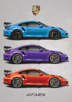 A special limited edition poster print of my Porsche 911 GT3 RS drawing in Lava Orange featuring the Ultraviolet and Riviera Blue colours.Hand-signed.No watermark on actual print.Size: A2 Material: High-quality 250gsm silk paper