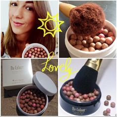 This bronzer is phenomenal!  It has antioxidants which protect against free radical damage!  Silky spheres combined in 5 shades for radiant complexion.  Textures designed with the blending ability to glide smoothly over your skin! ✔ Apply on face and/or neck or simply use for highlighting! ✉ Message me to learn more or enter CA00173383 on www.nuskin.com to get your discount!