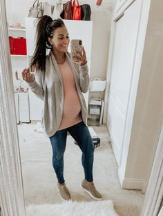 Nordstrom Anniversary Sale 2019 – What I bought! – Tonya Michelle - Nordstrom Anniversary Sale 2019 – What I bought! Casual Maternity Outfits, Stylish Maternity, Maternity Fashion, Pregnancy Fashion, Maternity Style, Fall College Outfits, Mom Outfits, Cute Outfits, Pregnancy Wardrobe