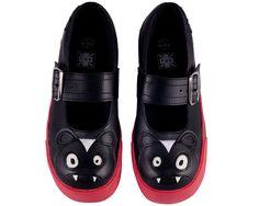 T.U.K. Bats shoes!