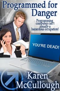 Computer programming isn't usually a dangerous occupation, but Andrea Kingston finds herself fighting for both her love and her life when she's hired to solve Ferverill-West Company's computer problems.
