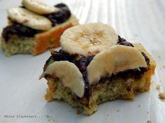 Mézes finomságok...: Kókuszos paleo kenyér...