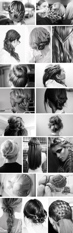 Hairstyle inspiration | Passions for Fashion