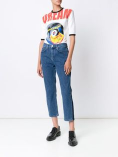 Victoria Victoria Beckham Calça jeans boyfriend