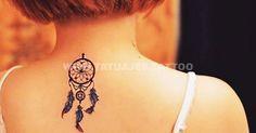 ¡Los 70 mejores tatuajes de atrapasueños y su significado! ¡Ideas para tu Tattoo!
