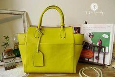 Leather Tote Bag  Shoulder Bag  Handbag  Satchel by leeloongstudio, $135.00