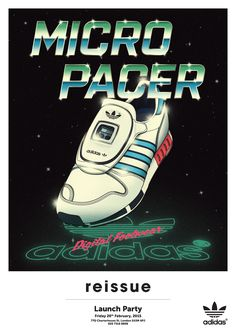 On the Creative Market Blog - 80's Design Trends: 20 Amazing Posters