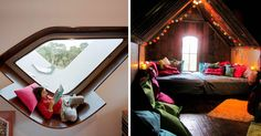 15+ Reading Nooks Perfect For When You Need To Escape This World | Bored Panda