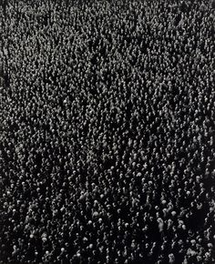 Arthur Siegel. Right of Assembly. Cadillac Square, Detroit, Michigan, circa 1939