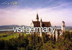 Visit Germany.