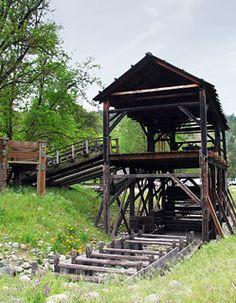 Sutters' Mill  in California