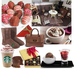 """chcolate 3"" by polyvora-1 ❤ liked on Polyvore"