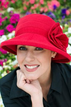 Soft Cotton Hat for Women with Hair Loss: Roseanne Hats