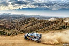 Die Rallye Mexiko bietet spektakuläre Bilder - Foto: Sutton