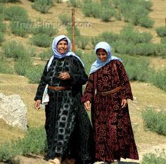Clothes in Turkey everyday are similar to ours, except some women will wear more traditional clothes shown above