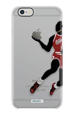 SneakerSt iPhone 6 Phone Case: Michael Jordan