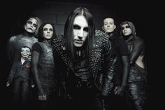 Motionless in White Beyond The Barricade UK Tour - http://www.tunescope.com/news/motionless-in-white-beyond-the-barricade-uk-tour/