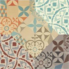 Cushion Floor Lino Vinyl Sheet Mosaic Tile Design Non Slip Flooring in Home, Furniture & DIY, DIY Materials, Flooring & Tiles | eBay