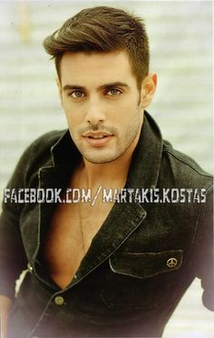 Kostas Martakis .. AND he has elf ears?!