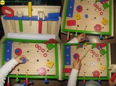 HOhoHO ! Dans la hotte à cadeaux de notre Mr bébé il y avait beaucoup de jouets en bois de chezLidl! * Le jeu de bille en bois Simple à assembler, et facilement modulable pour faire différents p… Lidl, Triangle, Kids Rugs, Games, Simple, Home Decor, Fume Hood, Wooden Toys, Stuff Stuff