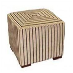 Mia Cube Ottoman By Jonathan Louis is an option for Entry/Living Space with selection of alternate fabric...xoxo, Stash