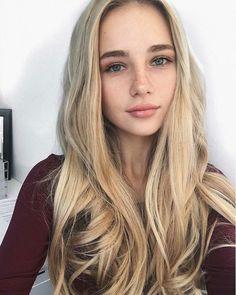Blonde Pretty