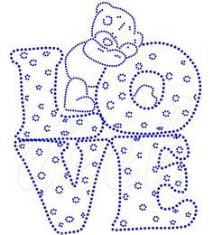 free embroidery candlewicking designs - Google Search