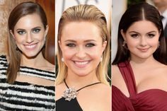 3 Sleek & Straight Celeb Hairstyles To Steal For Prom