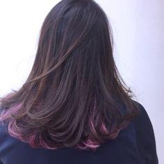 58 Ideas Hair Balayage Brunette Long Colour For 2019 Hair Goals Color, Bob Hair Color, Hair Color Highlights, Ombre Hair Color, Hair Color Balayage, Balayage Highlights, Balayage Brunette Long, Haircuts Straight Hair, Colored Hair Tips