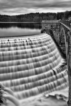 Croton Dam in Westchester County, Croton On Hudson, New York
