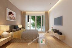 Bí quyết thiết kế nội thất phòng ngủ nhỏ 10m2