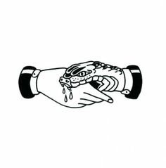 bite trust snake traditional tattoo snake bites trust no one snake tattoo traditional tatto flash Hand Tattoos, Arm Tattoo, Body Art Tattoos, New Tattoos, Cool Tattoos, Tatoos, Flash Tattoos, How To Draw Tattoos, Space Tattoo Sleeve