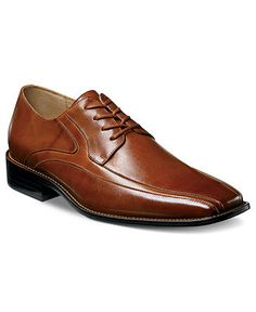 Stacy Adams Shoes, Peyton Bike Toe Shoes - Mens Lace-Ups & Oxfords - Macy's