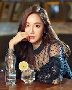 Ice Princess, Jessica Jung, Girls Generation, Snsd, Photo And Video, Lace, Beauty, Instagram, Cucumber