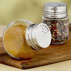 spice jars world market -set of 4 4dollars