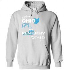 (OHXanh001) Just An Ohio Girl In A Kentucky World - shirt outfit #tshirt logo #hoodie creepypasta