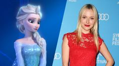 'Once Upon a Time': 'Frozen's' Elsa Played By Georgina Haig (Fringe)