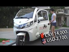 3 Wheel Scooter, Trike Motorcycle, Scooter Motorcycle, Scooter Girl, Electric Motor Scooters, Electric Scooter, Three Wheel Motorcycles, Honda Motorcycles, Small Electric Cars