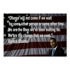 >>>Cheap Price Guarantee          	Barack Obama Change quote Print           	Barack Obama Change quote Print you will get best price offer lowest prices or diccount couponeReview          	Barack Obama Change quote Print please follow the link to see fully reviews...Cleck Hot Deals >>> http://www.zazzle.com/barack_obama_change_quote_print-228419991859506473?rf=238627982471231924&zbar=1&tc=terrest
