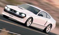 Ford Maverick Concept. If they build it I'll buy it! But, I want it as another Shelby model with Shelby power.