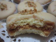Biscuits ultra fondant au café