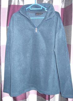 Kaufe meinen Artikel bei #Kleiderkreisel http://www.kleiderkreisel.de/herrenmode/pullis-and-sweatshirts-sonstiges/108391956-blauer-leichter-fleecepullover-grosse-xl
